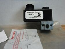 Rexroth P-028872-1 Coil Assembly 110VAC