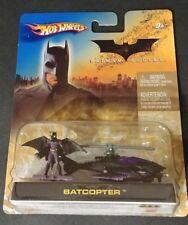 Mattel's Batman Begins Batcopter