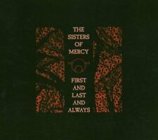 SISTERS OF MERCY - First and last and always (Remasterizado/expandido) NUEVO CD