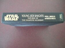 STAR WARS - YOUNG JEDI KNIGHTS THE RISE OF THE SHADOW ACADEMY - 1995