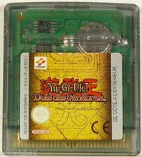 GAME BOY COLOR jeu video YU GI OH Duel des Ténèbres cartouche console Nintendo
