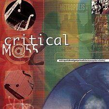 Critical Mass 2 Various Artists MUSIC CD