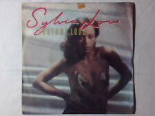 """SYLVIA LOVE Instant love 7"""" ITALY NUOVO"""