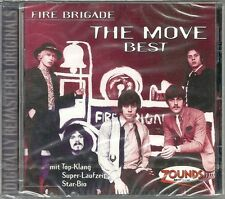 Move, The Fire Brigade (Best of) Zounds CD NUOVO OVP SEALED RAR