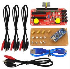 Learning Kit Scratch Nano Shield Acrylic board USB Cable Nano v3.0 For Arduino