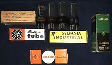 Your Choice: 25L6GT GE, RCA, Sylvania Vintage Tested Vacuum Tubes