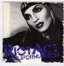 (EO51) Riot Act, California Soul - 2005 DJ CD