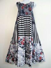 Linen Summer Floral Dresses for Women
