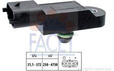 FACET Sensor, presión de sobrealimentación OPEL RENAULT LAGUNA BMW 10.3177
