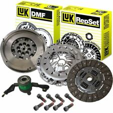 CLUTCH KIT, CSC AND NEW LUK DMF WITH BOLTS FOR A VW CRAFTER 30-35 2E BUS 2.5 TDI