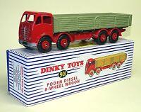Camion FODEN  8 roues  - ref 901 au 1/43 de dinky supertoys atlas