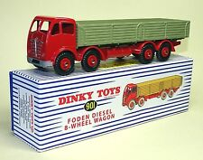 Camion FODEN  8 roues  - ref 901 au 1/43 de dinky supertoys atlas