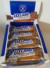 12 x Aussie Bodies Protein Bars Fudge Salted Caramel 60g Best Before: 05/02/2021