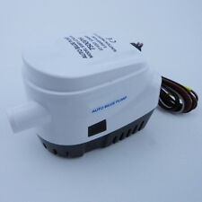 Automatic Submersible Boat Bilge Water Pump 12V 750GPH with Float Switch
