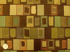 Arc/com Sagrada Spice Modern Contemporary Abstract Geometric Upholstery Fabric