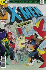 X-Men Gold Comic Issue 13 Limited Variant Modern Age First Print 2017 Guggenheim