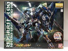 Premium Bandai MG 1/100 GN-0000 + GNR-010/XN 00 XN Raiser Celestial Being MS 00V