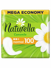 NATURELLA / Camomile Normal Женские гигиенические прокладки на каждый день 100 ш