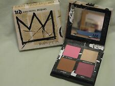 Urban Decay & Jean Michel Basquiat 'Gallery Blush Palette' Ltd Ed NIB Beautiful!