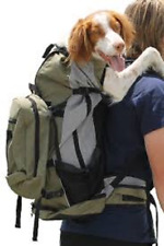 k9 sport sack ROVER k9 XL GREEN sportsack K9sportsack carrier backpack(30-80lbs)