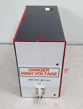 power supply,-900VDC @ 5 mA power supply (02KE8) 321-4010N DSK 23-9704-1G1