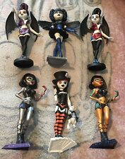 "Bleeding Edge Goth Doll 7"" Series 4 - Variants & Exclusives"