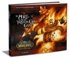 World Of Warcraft: The Art Of The Trading Card Game Vol. 1 - New Sealed HC Book
