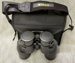 Nikon Aculon A211 8x42 Birdwatching Marine Binoculars - Black