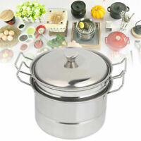 Mini Steamer Multifunction Cooking Pots Steam Pot For Milk Egg Breakfast 1PC