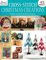 Cross-Stitch Christmas Creations | Annie's 291027 (Orig Price $14.99) NEW!