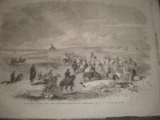 A paper Hunt The Find before Sevastopol Crimea war 1856 print ref AT