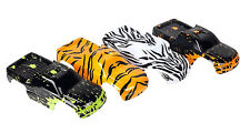 4 Bodies Combo Set for Traxxas Bigfoot / Stampede 1/10 Truck Car Shell TRA3617