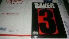 Baker 3 Skateboard Dvd New, Sealed