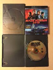 Blade Runner 2049 BLU-RAY DISC ONLY NO ORIGINAL CASE OR BOX ART w/ SKIM CASE