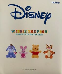 Brother Embroidery Cards - Various Disney Licensed and Others