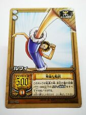 One Piece From TV animation bandai carddass carte card Made in Korea TD-C11