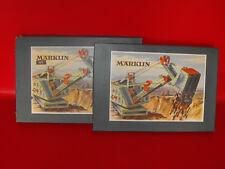 MÄRKLIN Baukasten Metallbaukasten 1012 und 1032 Katalog 14920