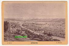 Kabinettfoto Zürich J. Keller Schweiz Swiss um 1890 ! (F1806