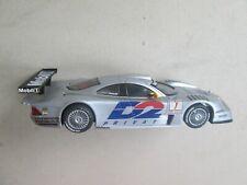 Scalextric Hornby Mercedes D2 Privat Mobil1 Clk Lm Le Mans slot car F&B light 17