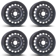 4 Alcar steel wheels 6670 5.5x14 ET46 4x114 for Mitsubishi Colt rims