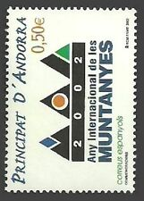 Single Andorran Stamps