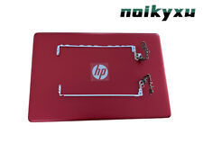 New For HP 15-BS 15T-BS 15Z-BW 15-BS234WM 15-BS244WM LCD Back Cover & Hinges Red