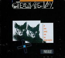 GIL EVANS & STEVE LACY  Paris Blues / DIGIPACK 2001
