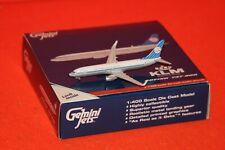 GEMINI JETS GJ919 KLM RETRO COLOURS  BOEING 737-800 reg PH-BXA  1-400 SCALE