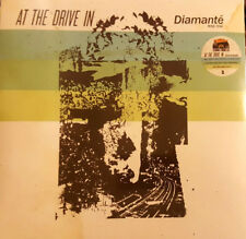 """AT THE DRIVE IN Diamente 10"""" COLORED VINYL EP NEW Black Friday RSD 2017"""