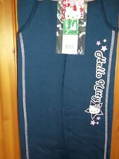 Hello Kitty jogging bottoms trousers NAVY PINK TRIM Age 3  ( 98 cm) NEW