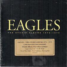 Eagles - Studio Albums 1972-1979 (2013) New/Sealed