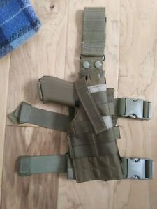 Glock 19 19x SPECTER GEAR US MILITARY Issue TACTICAL DROP-LEG HOLSTER