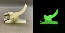 Sea fishing casting trigger- glow in the dark