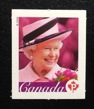 Canada #2188 Die Cut MNH, Queen Elizabeth II Definitive Stamp 2006